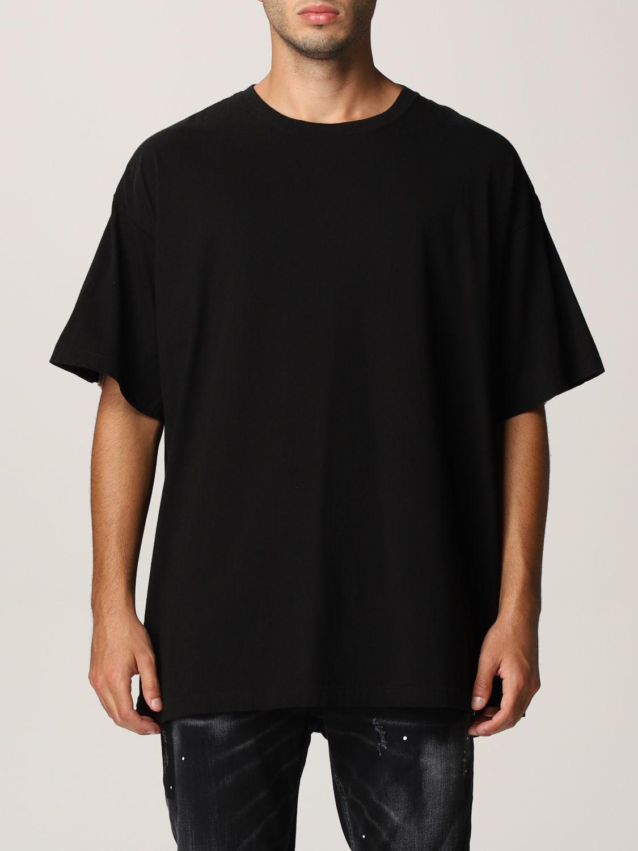 T-shirt Facetasm: T-shirt men Facetasm black 1