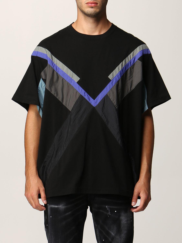 Camiseta Facetasm: Camiseta hombre Facetasm negro 1