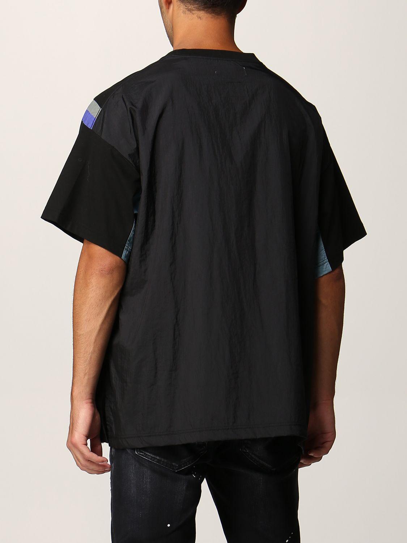 Camiseta Facetasm: Camiseta hombre Facetasm negro 2