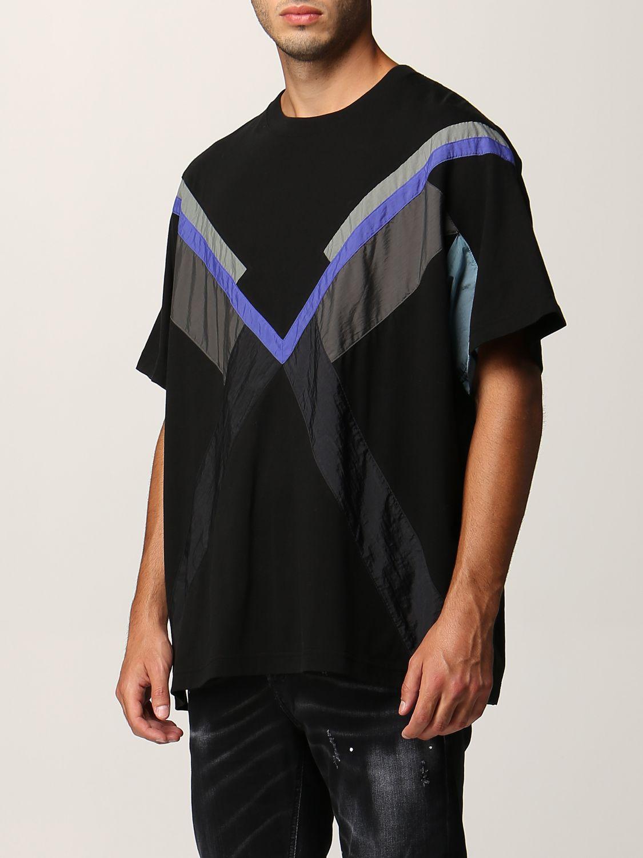 Camiseta Facetasm: Camiseta hombre Facetasm negro 3