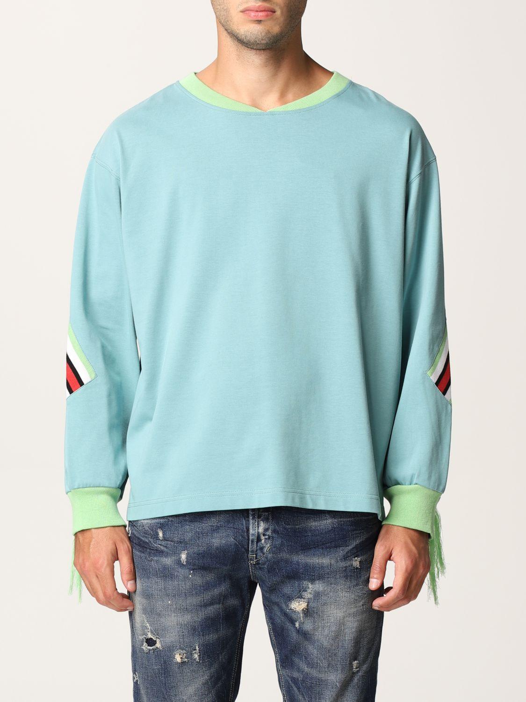 Sudadera Facetasm: Camiseta hombre Facetasm verde 1