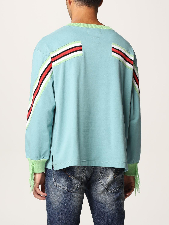 Sudadera Facetasm: Camiseta hombre Facetasm verde 2