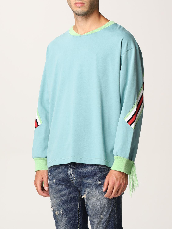 Sudadera Facetasm: Camiseta hombre Facetasm verde 3