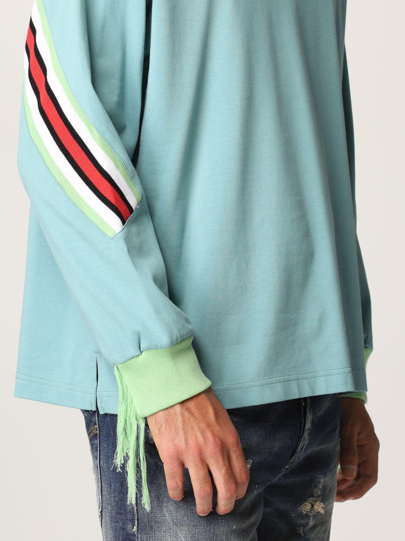 Sudadera Facetasm: Camiseta hombre Facetasm verde 4
