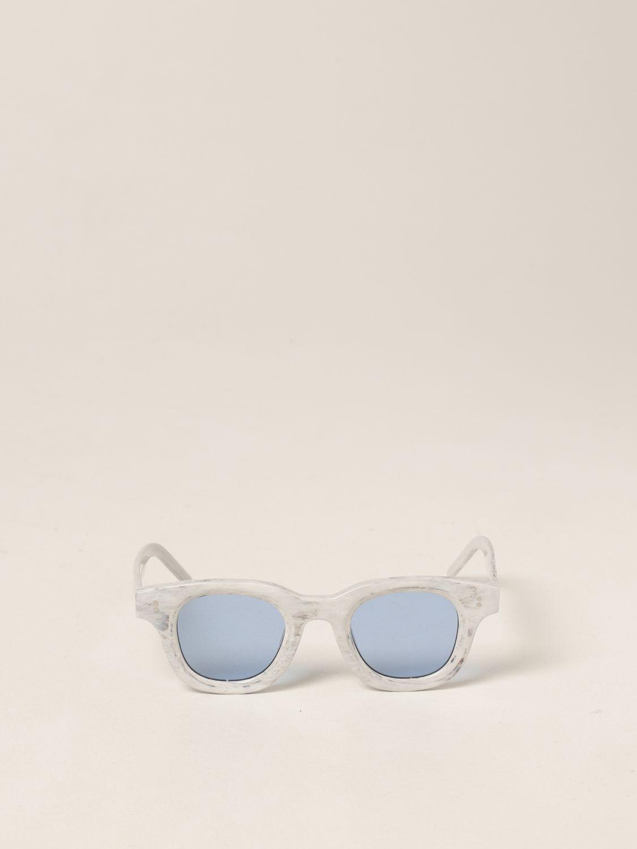 Occhiali Facetasm: Occhiali da sole Facetasm in acetato bianco 2
