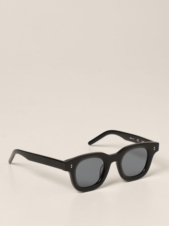 Glasses Facetasm: Facetasm sunglasses in acetate black 1