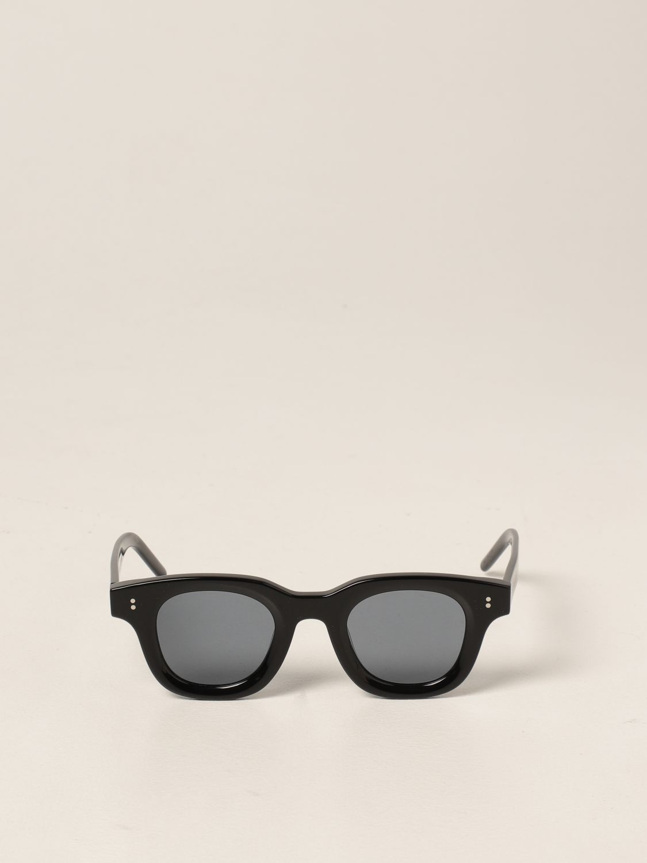Glasses Facetasm: Facetasm sunglasses in acetate black 2