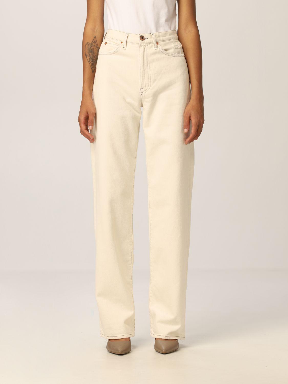 Pantalone 3X1: Pantalone donna 3x1 polvere 1