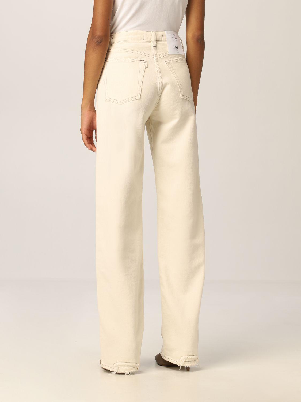 Pantalone 3X1: Pantalone donna 3x1 polvere 2