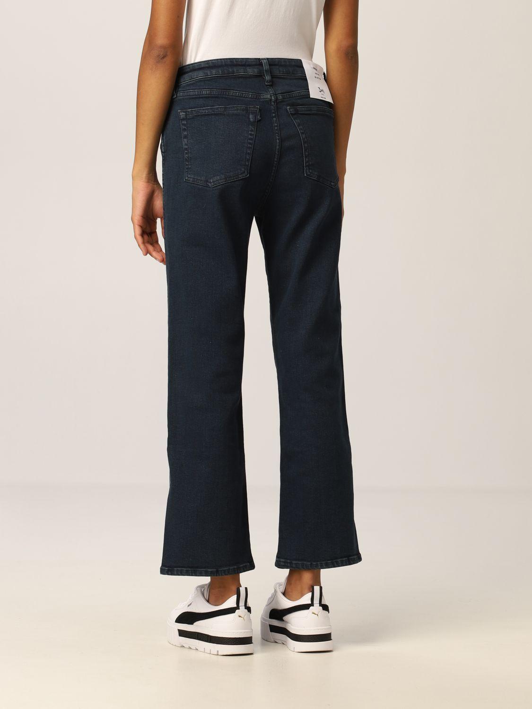 Jeans 3X1: Pantalone donna 3x1 blue 2
