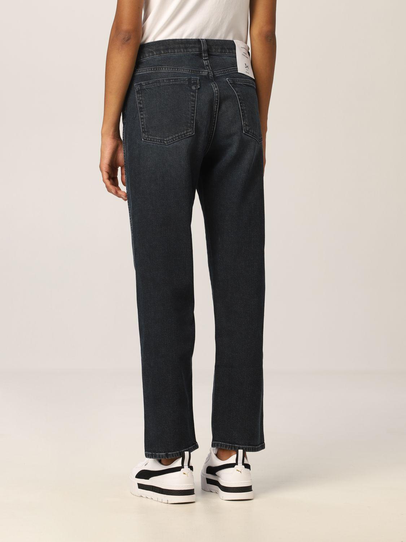 Jeans 3X1: Pantalone donna 3x1 nero 2