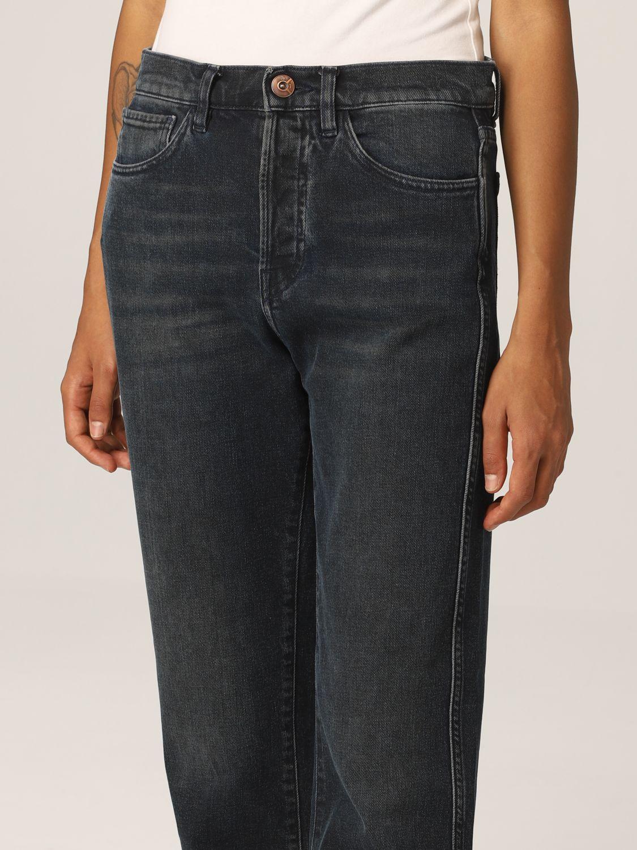 Jeans 3X1: Pantalone donna 3x1 nero 3
