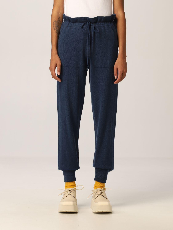 Pantalone Canessa: Pantalone donna Canessa blue navy 1