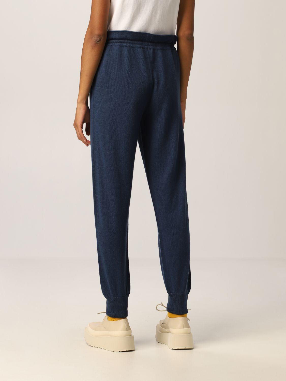 Pantalone Canessa: Pantalone donna Canessa blue navy 3