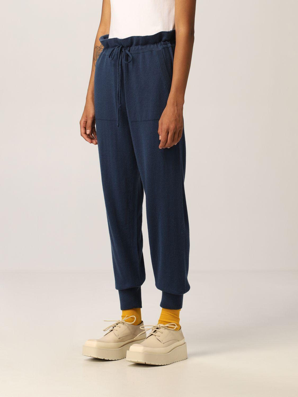 Pantalone Canessa: Pantalone donna Canessa blue navy 4