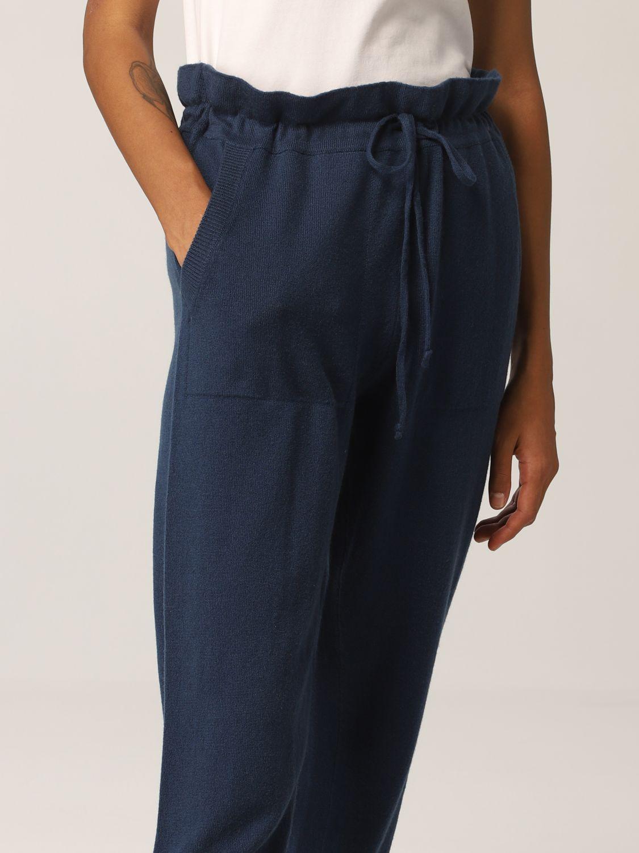 Pantalone Canessa: Pantalone donna Canessa blue navy 5