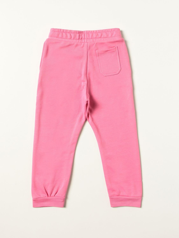 Pants Balmain: Pants kids Balmain fuchsia 2