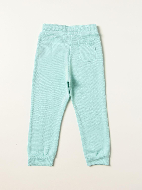 Pants Balmain: Pants kids Balmain sky blue 2