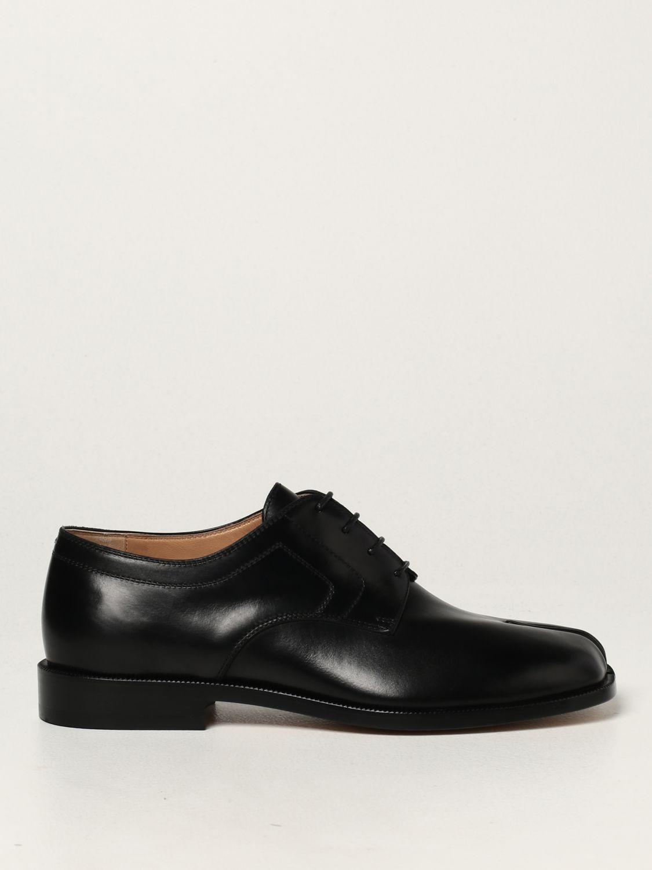Zapatos de cordones Maison Margiela: Zapatos hombre Maison Margiela negro 1