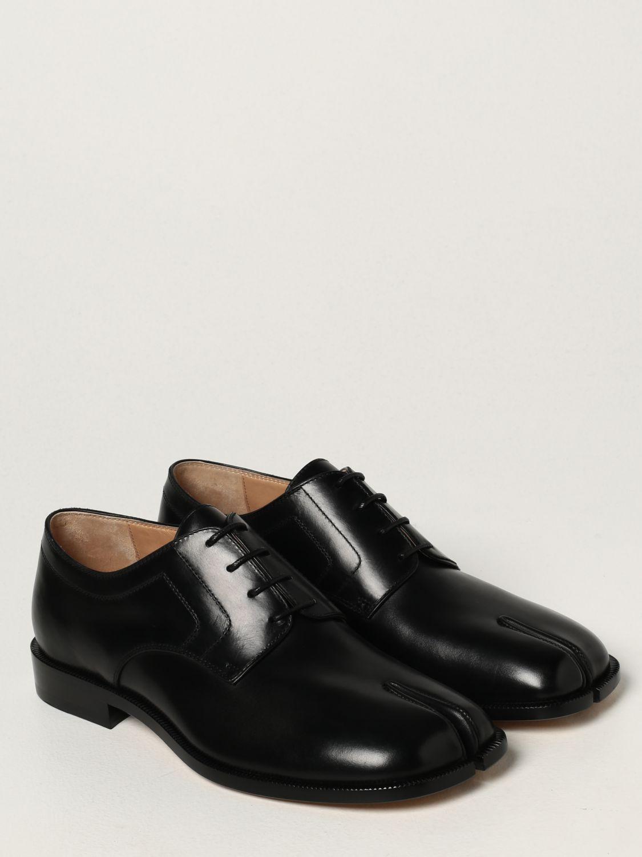 Zapatos de cordones Maison Margiela: Zapatos hombre Maison Margiela negro 2