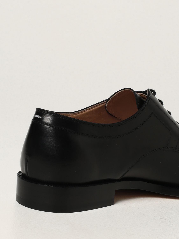 Zapatos de cordones Maison Margiela: Zapatos hombre Maison Margiela negro 3