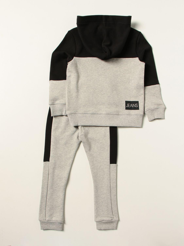 Completo Calvin Klein: Completo bambino Calvin Klein grigio 2