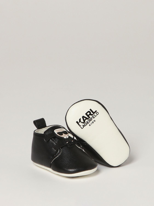 Обувь Karl Lagerfeld Kids: Обувь Детское Karl Lagerfeld Kids черный 2
