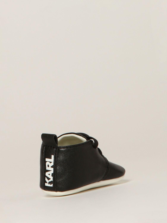 Обувь Karl Lagerfeld Kids: Обувь Детское Karl Lagerfeld Kids черный 3