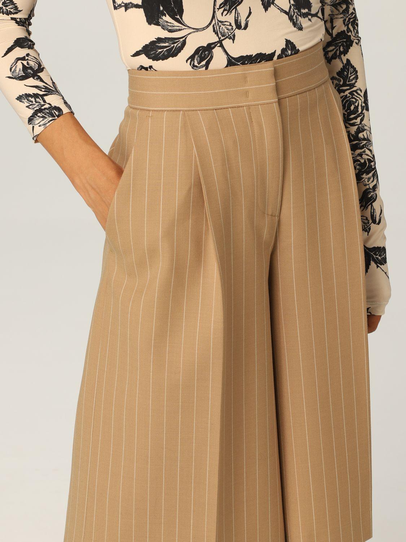 Pantaloncino Msgm: Pantaloncino donna Msgm cammello 5