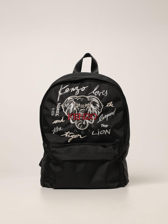 Duffel Bag Kenzo Junior: Blanket kids Kenzo Junior black 1