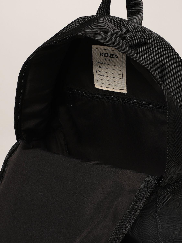 Duffel Bag Kenzo Junior: Blanket kids Kenzo Junior black 4