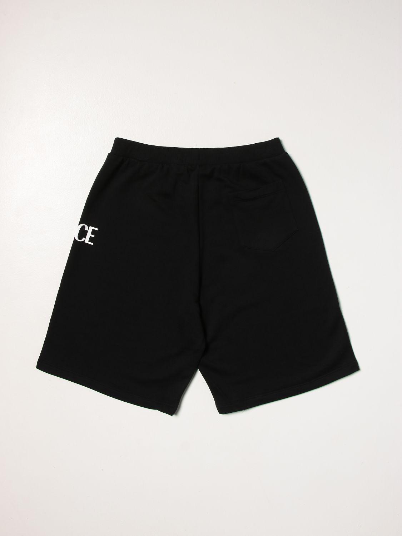 Shorts Young Versace: Shorts kids Versace Young black 2