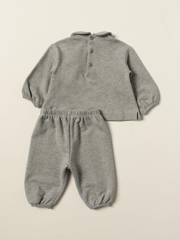Jumpsuit Il Gufo: Suit kids Il Gufo grey 2