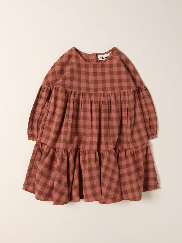 Dress Molo: Dress kids Molo beige 1