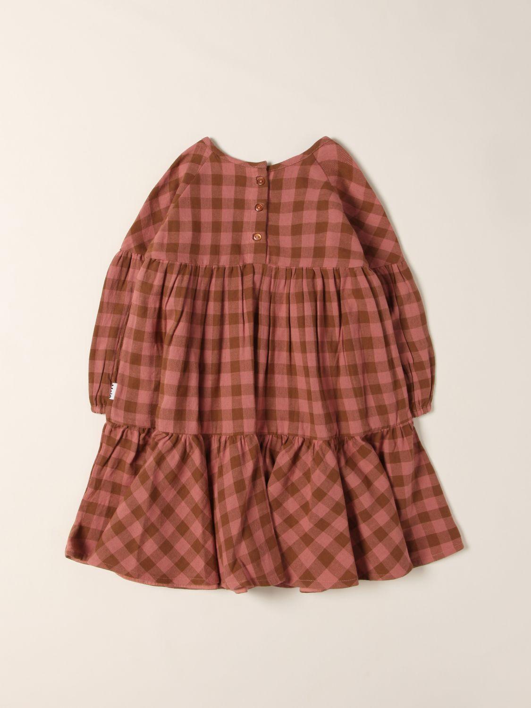 Dress Molo: Dress kids Molo beige 2
