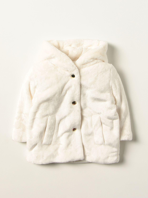 外套 Chloé: 外套 儿童 ChloÉ 象牙色 1