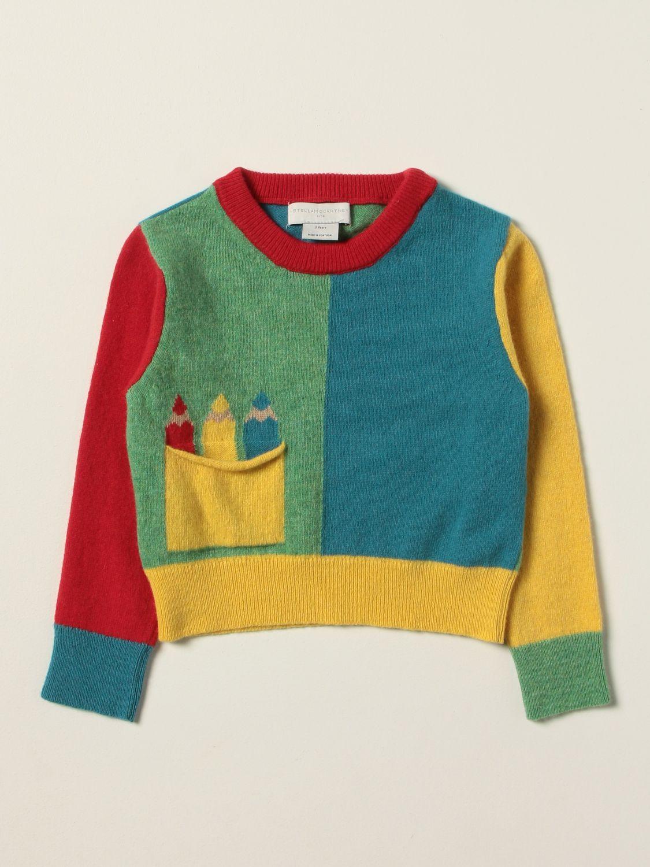 Свитер Stella Mccartney: Спортивный костюм Детское Stella Mccartney многоцветный 1