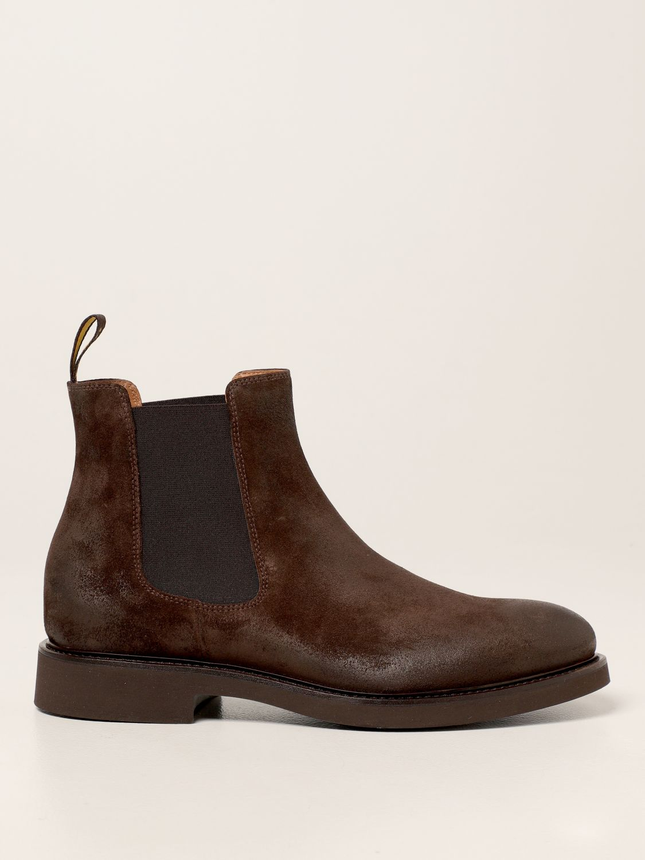 Botas Doucal's: Botas hombre Doucal's marrón 1