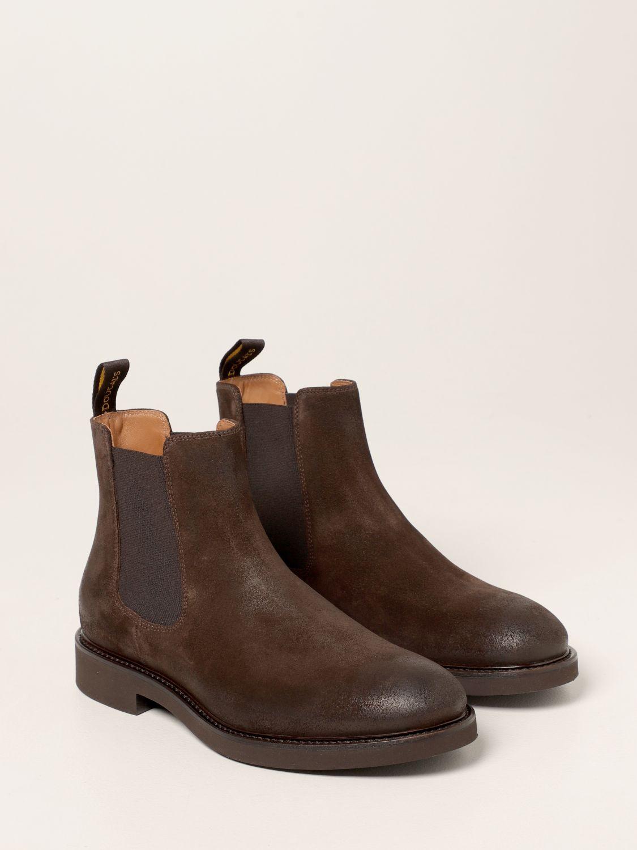 Botas Doucal's: Botas hombre Doucal's marrón 2