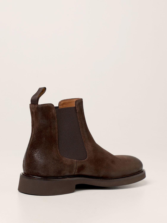 Botas Doucal's: Botas hombre Doucal's marrón 3