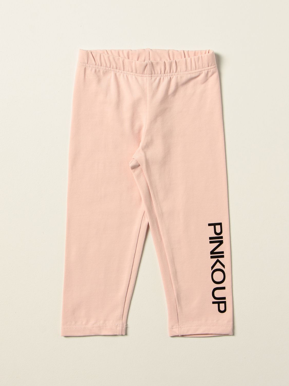 Pantalone Pinko: Pantalone Pinko con logo cipria 1
