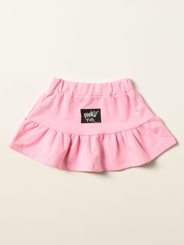 Skirt Pinko: Skirt kids Pinko pink 2