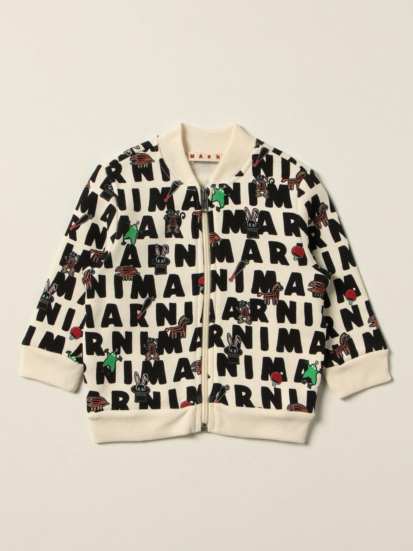 毛衣 Marni: 毛衣 儿童 Marni 奶白色 1