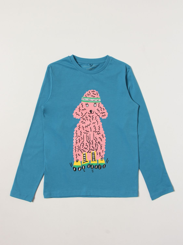 T-shirt Stella Mccartney: T-shirt kids Stella Mccartney blue 1