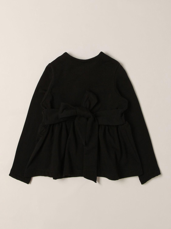 Veste Piccola Ludo: Veste enfant Piccola Ludo noir 2