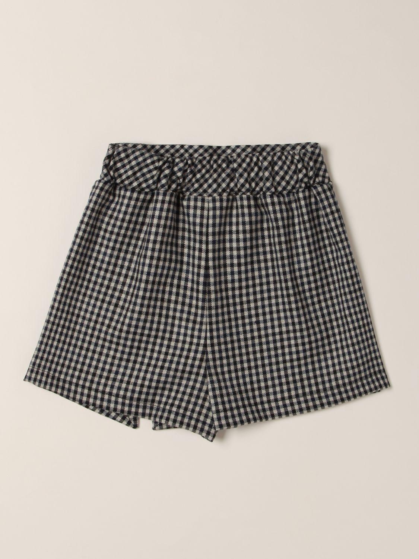 Skirt Piccola Ludo: Skirt kids Piccola Ludo yellow cream 2