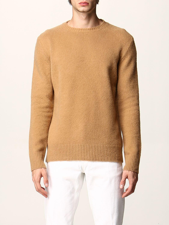 Dondup Camel Sweater