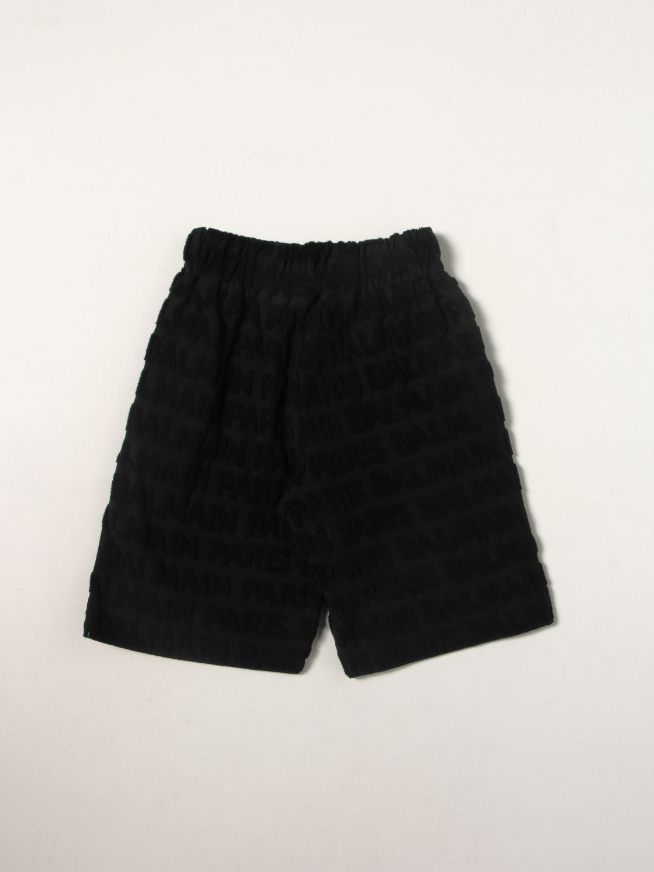 Short Balmain: Short kids Balmain black 2