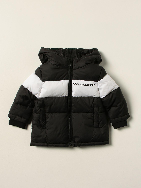 Jacket Karl Lagerfeld Kids: Jacket kids Karl Lagerfeld Kids black 1