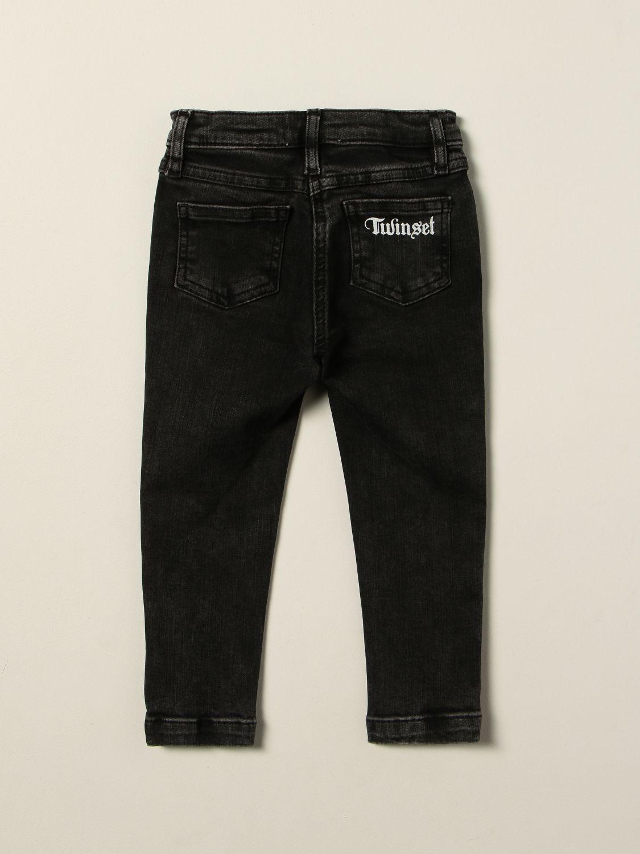 Jeans Twin Set: Jeans kids Twin Set denim 2